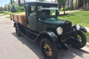 1925 Chevrolet Other Pickups 1 Ton