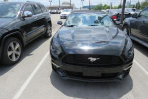 2015 Ford Mustang 2dr Convertible V6