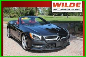 2013 Mercedes-Benz SL-Class Photo