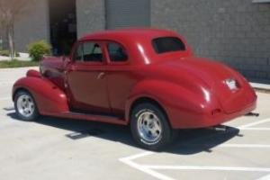 1939 Chevrolet 2-Door Business Coupe Business Coupe