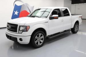 2014 Ford F-150 FX2 SPORT CREW 5.0 REAR CAM 20'S