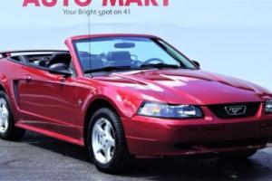 2003 Ford Mustang --