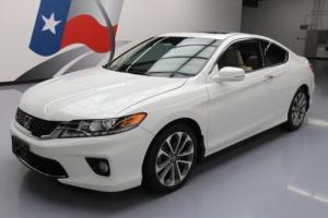 2013 Honda Accord EX-L V6 COUPE SUNROOF LEATHER NAV