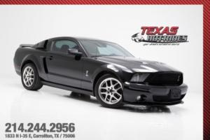 2008 Ford Mustang Shelby GT500 650-hp!