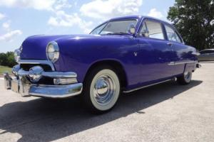 1951 Ford Two-Door Sedan Hot Rod