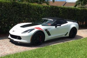 2016 Chevrolet Corvette Z06/Z07 PACKAGE