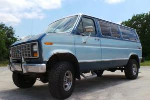 1981 Ford E-Series Van QUADRAVAN