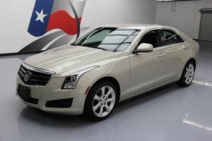 2014 Cadillac ATS 2.0T AWD HEATED SEATS MOCHA STEEL