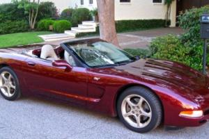 2003 Chevrolet Corvette Corvette 50th Anniversary