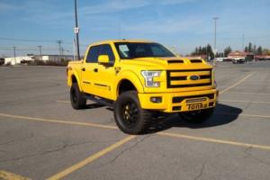 2016 Ford F-150 Tonka Shelby Supercharged