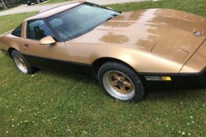 1984 Chevrolet Corvette
