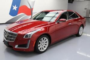 2014 Cadillac CTS 2.0T LUX PANO ROOF NAV REAR CAM