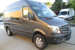 2016 Mercedes-Benz Sprinter Crew Van 144""