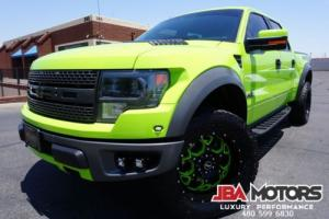 2013 Ford F-150 13 F-150 SVT Raptor 4X4 F150 - 1 of a Kind!!