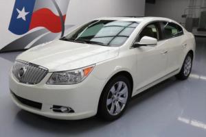 2012 Buick Lacrosse PREMIUMPANO ROOF HTD LEATHER