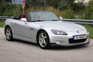 2002 Honda S2000 Base 2dr Convertible