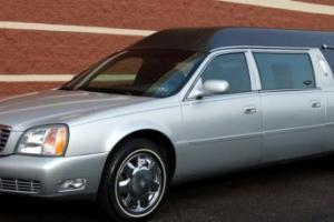 2001 Cadillac Other Funeral Hearse