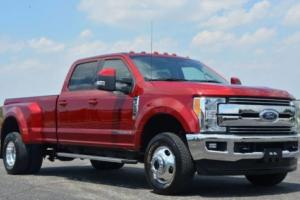 2017 Ford F-350 Lariat Ultimate Crew Cab Dually FX4 4x4