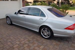 2004 Mercedes-Benz 500-Series AMG