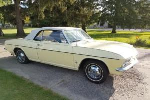 1965 Chevrolet Corvair Converable