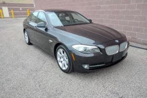 2011 BMW 5-Series xDrive
