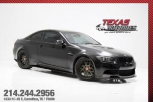 2008 BMW M3 Coupe With Many Upgrades