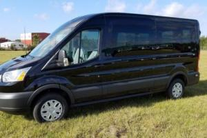 "2015 Ford Transit 148"" WB    Medium Roof"