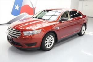 2014 Ford Taurus SE CRUISE CTRL CD AUDIO ALLOYS