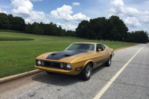 1973 Ford Mustang Q code