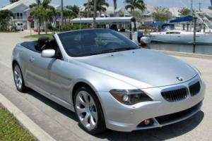 2006 BMW 6-Series 650Ci