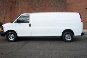 2008 Chevrolet Express ONE OWNER SUPER CLEAN