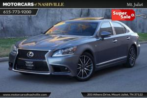 2013 Lexus LS 4dr Sedan AWD