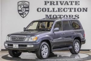 2003 Lexus LX Photo