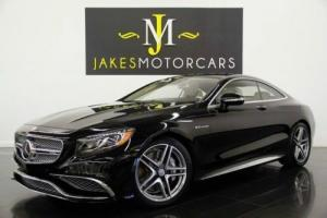 2015 Mercedes-Benz S-Class S65 AMG V12 BI-TURBO DESIGNO Coupe ($233K MSRP...ONLY 400 MILES!)