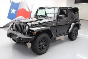 2016 Jeep Wrangler SAHARA HARD TOP 4X4 BACKCOUNTRY NAV