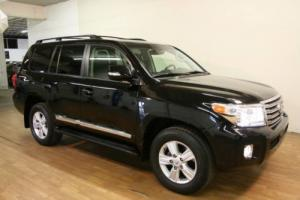 2015 Toyota Land Cruiser 4WD --