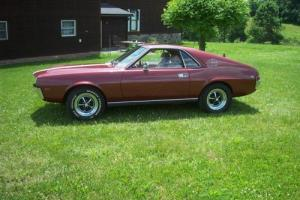 1968 AMC AMX Photo