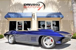 1965 Chevrolet Corvette Custom Retro Mod Photo
