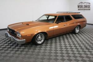 1973 Ford Torino RARE V8 WAGON AUTO Photo