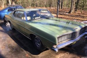 1968 Ford Fairlane Two Door Photo