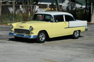 1955 Chevrolet Bel Air/150/210 2 Door Post