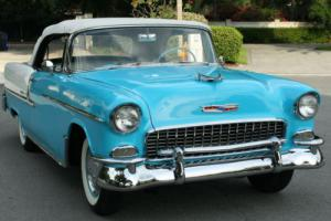 1955 Chevrolet Bel Air/150/210 CONVERTIBLE SURVIVOR - 69K MI