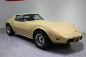 1977 Chevrolet Corvette T-TOP AUTOMATIC