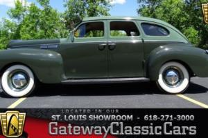1940 Chrysler Royal -- Photo