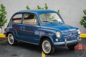 1962 Fiat Other -- Photo