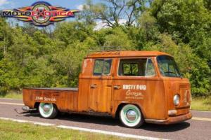 1969 Volkswagen Double Cab Pickup Rat Rod Patina Rod