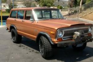 1978 Jeep Wagoneer 4 Door