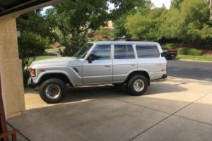 1985 Toyota Land Cruiser Photo