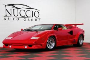 1989 Lamborghini Countach 25th Anniversary Ed Photo