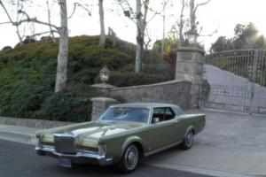 1970 Lincoln Continental Mark III Photo
